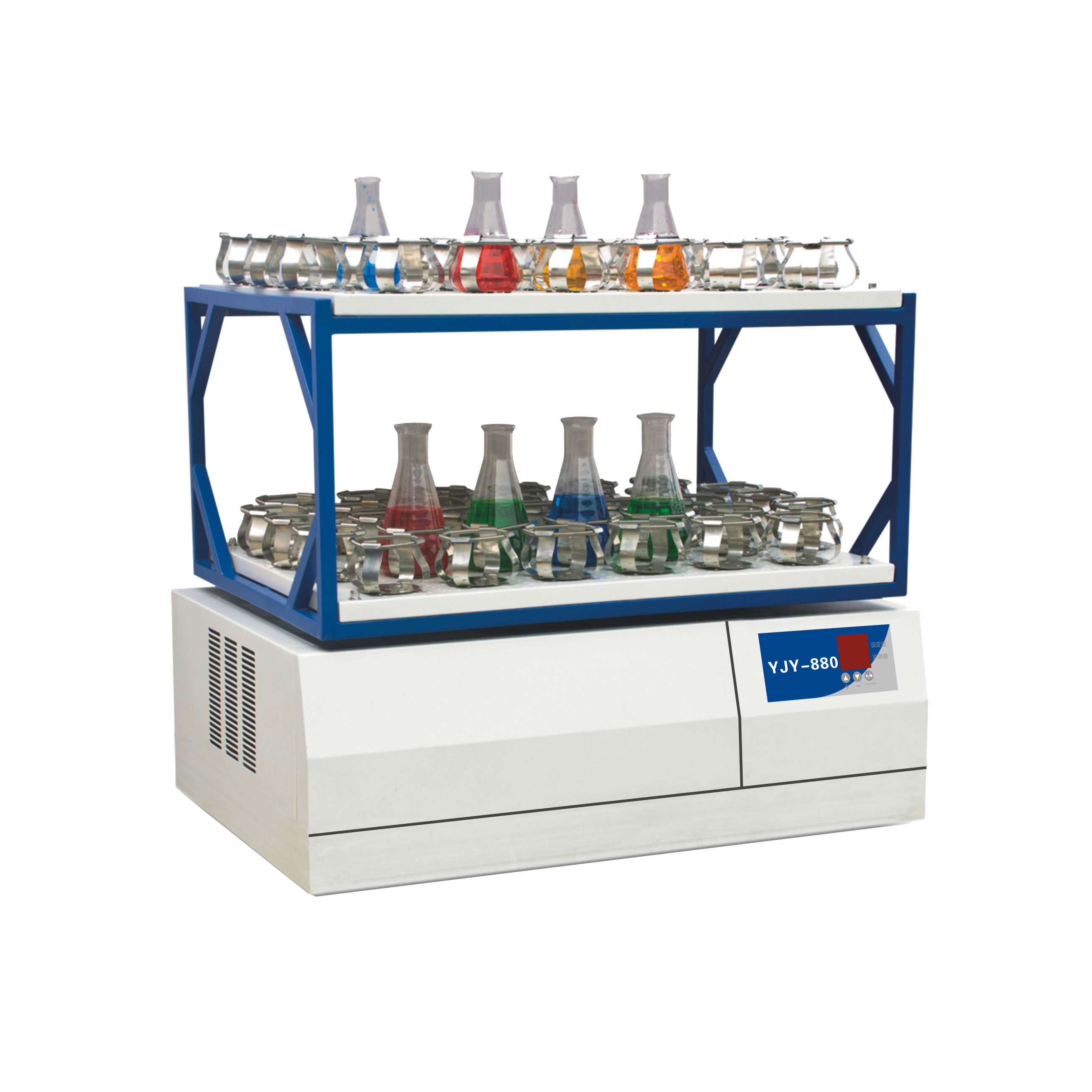 YJY-882F敞开式振荡器(摇瓶机)_上海跃进医疗器械有限公司